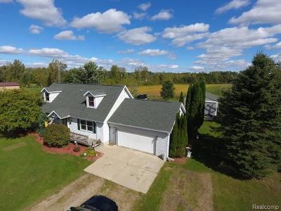 Single Family Home For Sale: 936 N Force Road