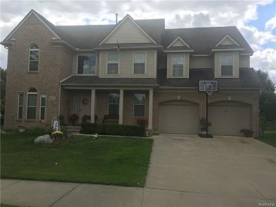 Macomb Twp Single Family Home For Sale: 49151 Yale Drive