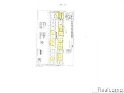 Brownstown Twp Residential Lots & Land For Sale: 32457 Adam Brown