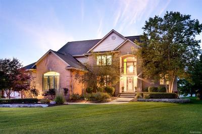 Van Buren Twp Single Family Home For Sale: 11524 Monterey Drive