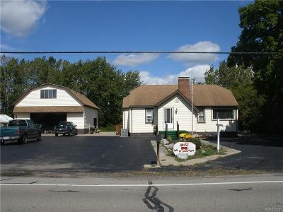 Brownstown Twp Single Family Home For Sale: 14920 Lee Rd.