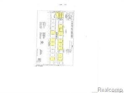 Brownstown Twp Residential Lots & Land For Sale: 32169 Adam Brown