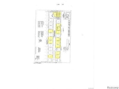 Brownstown Twp Residential Lots & Land For Sale: 32241 Adam Brown