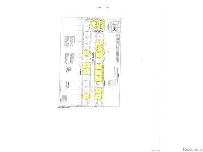 Brownstown Twp Residential Lots & Land For Sale: 18792 Meloche