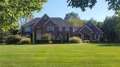 Milford Twp Single Family Home For Sale: 2739 Tall Timbers Drive