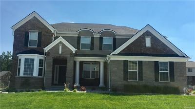 Lyon Twp Single Family Home For Sale: 51530 Bloom Court