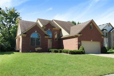 Livonia Single Family Home For Sale: 18867 Arleen Court