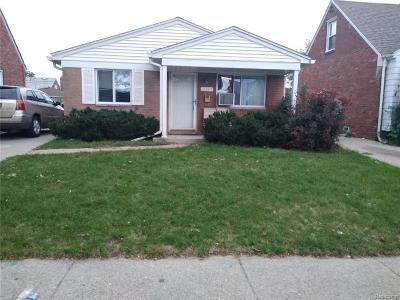Eastpointe Single Family Home For Sale: 15345 Sprenger Avenue