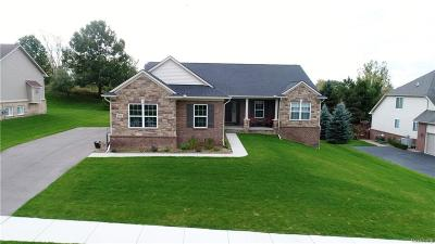 Oxford Single Family Home For Sale: 109 Willow Lake Drive