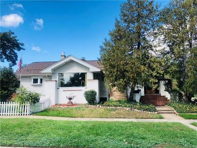 Royal Oak Single Family Home For Sale: 212 S Pleasant Street E
