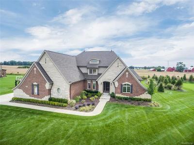 Washington Twp Single Family Home For Sale: 6112 Notre Dame Boulevard