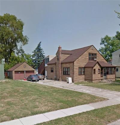 Warren Multi Family Home Pending: 8075 Packard Avenue