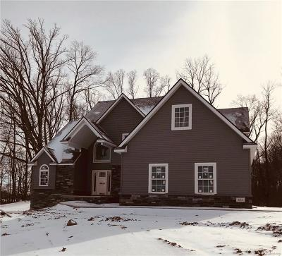 Hartland Twp Single Family Home For Sale: 824 N Hacker Road