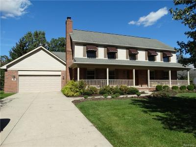 Grosse Ile, Gross Ile, Grosse Ile Twp Single Family Home For Sale: 8838 Marquette Drive