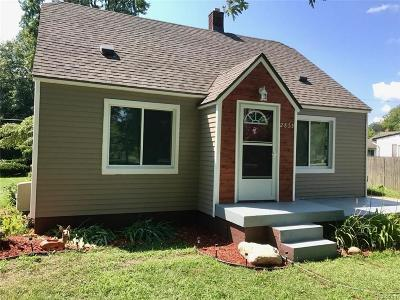 Waterford Twp Single Family Home For Sale: 2855 Mann Road