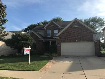 Southgate Single Family Home For Sale: 15505 Meadow