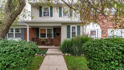 Northville Condo/Townhouse For Sale: 20062 E Bryn Mawr Court #173