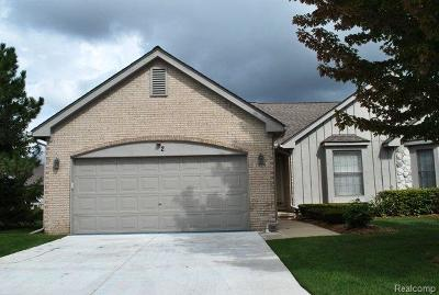 Rental For Rent: 7290 Green Meadow