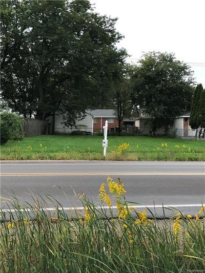 Allen Park Residential Lots & Land For Sale: 14521 Moran Vac