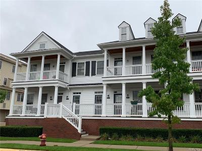 Auburn Hills Condo/Townhouse For Sale: 246 Jotham Avenue