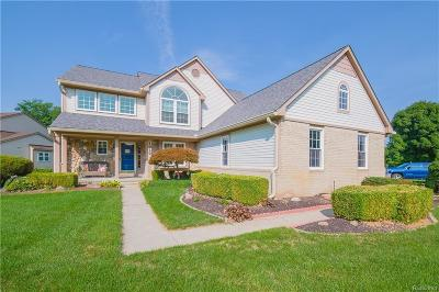 Wixom Single Family Home For Sale: 1929 Palmer Drive