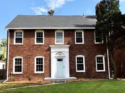 Detroit Single Family Home For Sale: 18964 Parkside Street