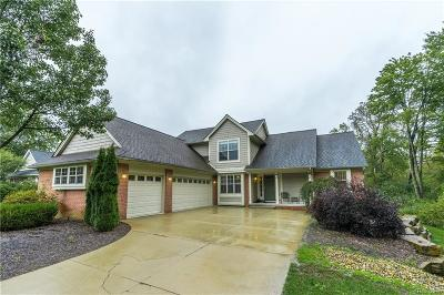 Oakland County Single Family Home For Sale: 1193 Cayuga Trail