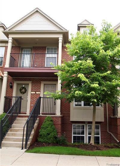 Novi Rental For Rent: 27915 Hopkins Drive