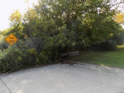 Grosse Ile, Gross Ile, Grosse Ile Twp Residential Lots & Land For Sale: Chicory