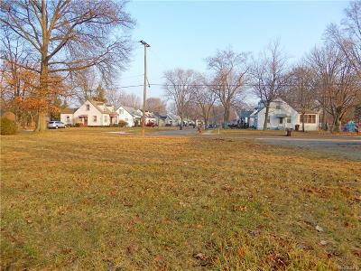 Macomb County, Oakland County, Wayne County Commercial Lots & Land For Sale: 34429 Annapolis Street