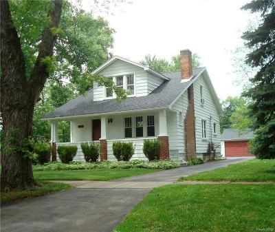 Royal Oak Multi Family Home For Sale: 1123 Midland Boulevard