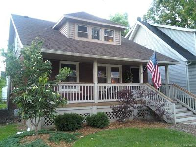Ferndale Multi Family Home For Sale: 324 Channing Street