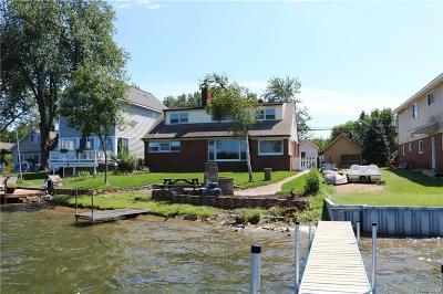 Single Family Home For Sale: 2525 Davista Drive