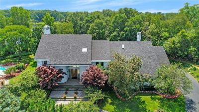 Bloomfield Twp Single Family Home For Sale: 3329 Chestnut Run Drive