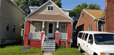 Hamtramck Multi Family Home For Sale: 5125 Yemans Street