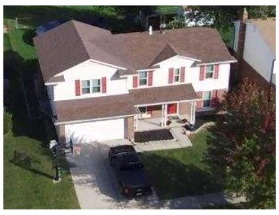 Canton, Canton Twp Single Family Home For Sale: 1440 Walnut Ridge Circle