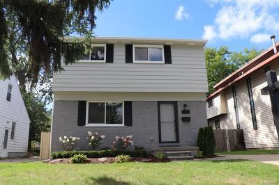 Royal Oak Single Family Home For Sale: 120 S Wilson Avenue