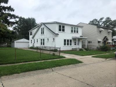 Warren Multi Family Home For Sale: 7536 Meadow Avenue