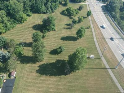 Rochester, Rochester Hills Residential Lots & Land For Sale: Livernois Road