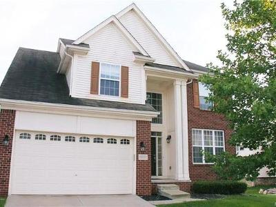 Novi Single Family Home For Sale: 51157 Mayfair