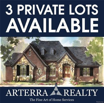 Clinton Twp Residential Lots & Land For Sale: 37598 Paula Ct