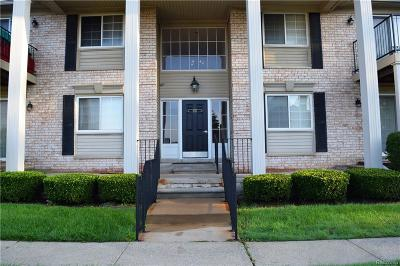 West Bloomfield, West Bloomfield Twp Condo/Townhouse For Sale: 6151 Orchard Lake Road #102