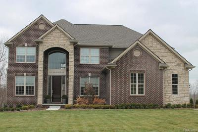 Oxford Single Family Home For Sale: 1851 White Pine Way