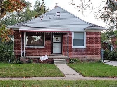 Southgate Single Family Home For Sale: 12823 Plum Street