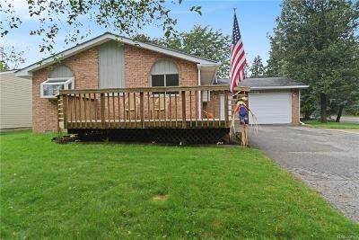 Commerce Twp Single Family Home For Sale: 2583 Marchar Drive