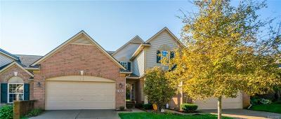 White Lake Condo/Townhouse For Sale: 1344 Waverly Drive