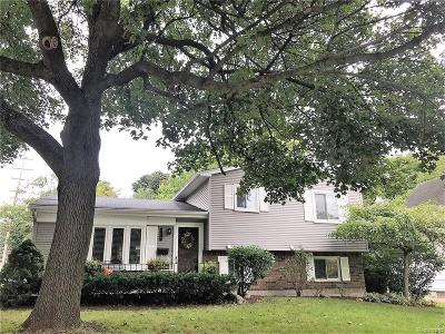 Northville Single Family Home For Sale: 276 Griswold Street