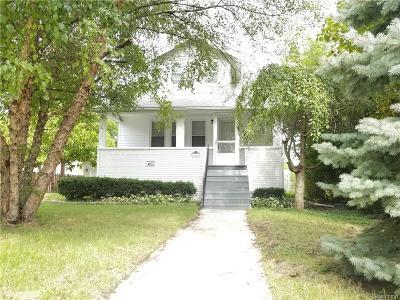 Berkley Single Family Home For Sale: 1276 Franklin Road