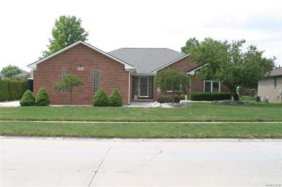 MACOMB Single Family Home For Sale: 54613 Laurel Drive