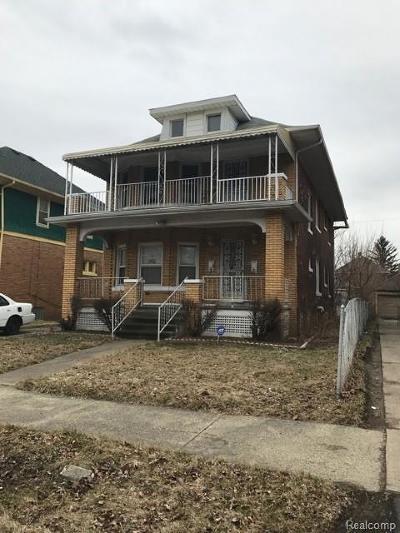 Multi Family Home For Sale: 4287 Seebaldt Street